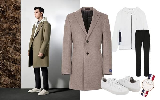 패션엔 :: [그 옷 어디꺼] 에릭-지성, 대세 드라마 남주들의 재킷